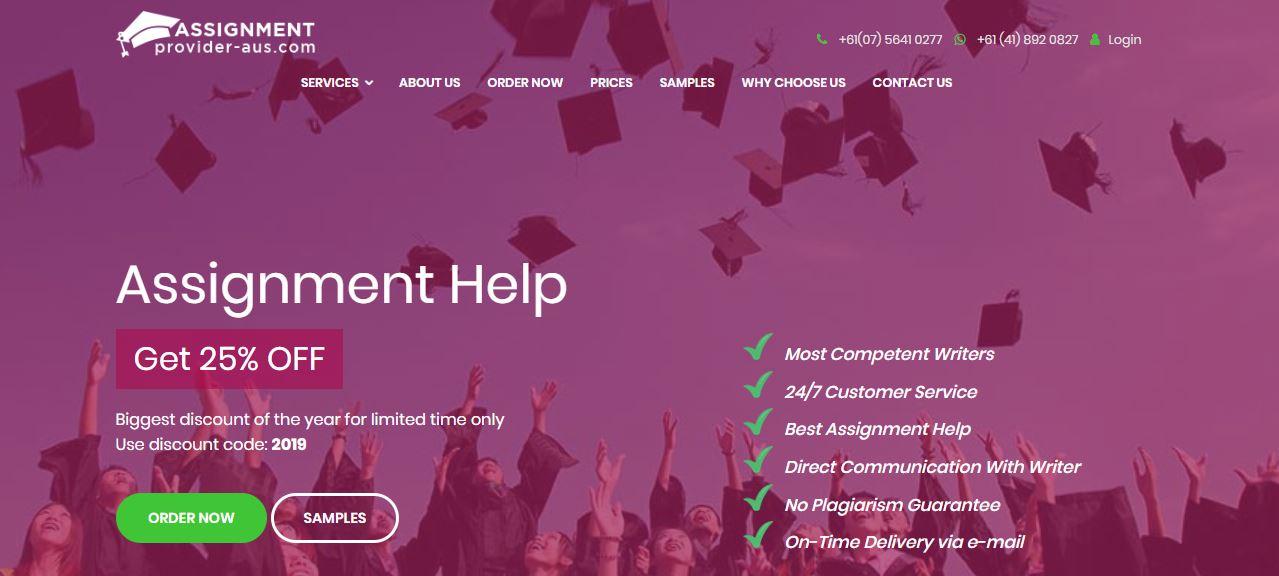 assignmentprovider review