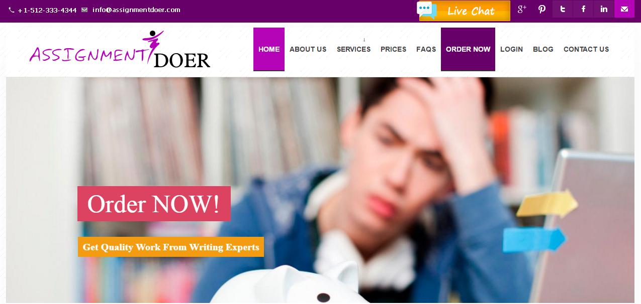assignmentdoer.com review