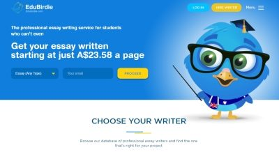 top n essay services of  au edubirdie com review