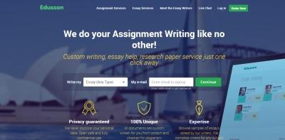 Au.Edusson.com Review