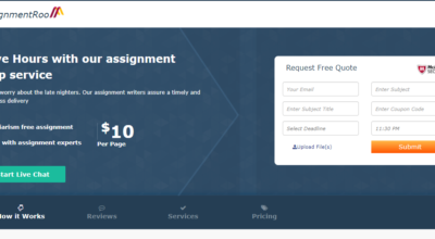 AssignmentRoo.com Review