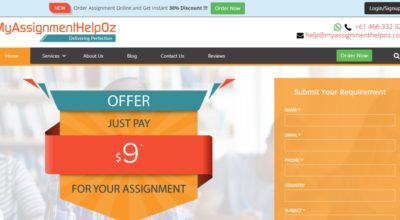 Myassignmenthelpoz.com Review